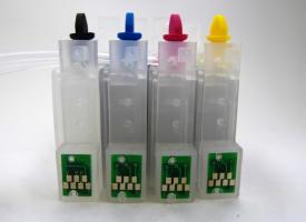 СНПЧ ( Система непрерывной подачи чернил ) Epson  С82