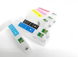 СНПЧ (Система непрерывной подачи чернил ) на Epson Stylus Photo RX700