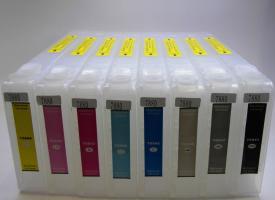 Перезаправляемые картриджи (ПЗК) Epson Stylus Pro 7880