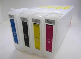 Перезаправляемые картриджи (ПЗК) Epson Stylus Pro 7400