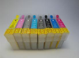 Перезаправляемые картриджи (ПЗК) Epson R2880