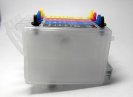 Перезаправляемые картриджи (ПЗК) Epson C63/ C65/ C83/ C85, CX6300/ CX6500