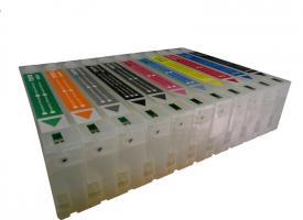 Перезаправляемые картриджи (ПЗК) Epson Stylus Pro 7900