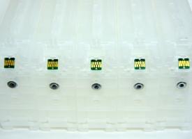 Перезаправляемые картриджи (ПЗК) Epson SureColor SC-T3000
