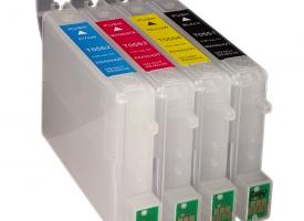 Перезаправляемые картриджи (ПЗК) Epson R240