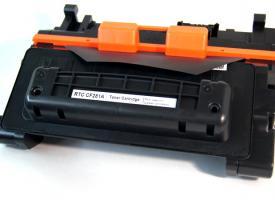 Картридж  CF281A Black