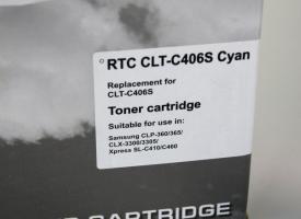 Картридж CLT-C406S Cyan