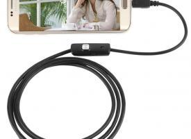 Гибкая видео-камера