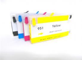 Перезаправляемые картриджи (ПЗК) HP CN049AE 950