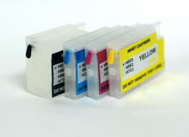 Перезаправляемые картриджи (ПЗК) HP Officejet 6700