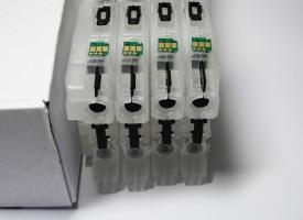 Перезаправляемые картриджи (ПЗК ) Brother с чипом LC563