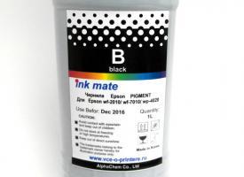 Чернила Epson пигмент 1 литр Black