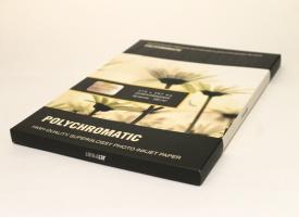 Фотобумага профессиональная Polychromatic A4  255г