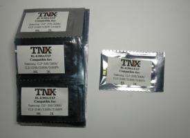 Чип для Samsung CLP-300, CLX-2160/ 3160 черный 2k